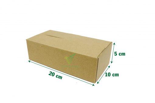 hop carton dong hang 20 10 5 02 Hộp carton 20x10x5cm