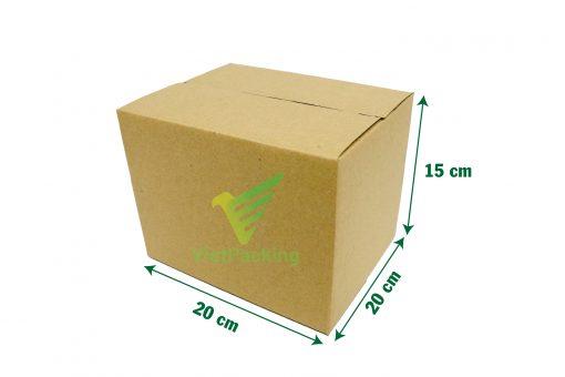 hop carton dong hang 20 20 15 ok 05 scaled Hộp carton 20x20x15cm