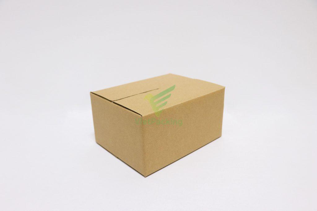 Hộp carton 20x15x10  quy cách A1 đóng hàng siêu tiện lợi