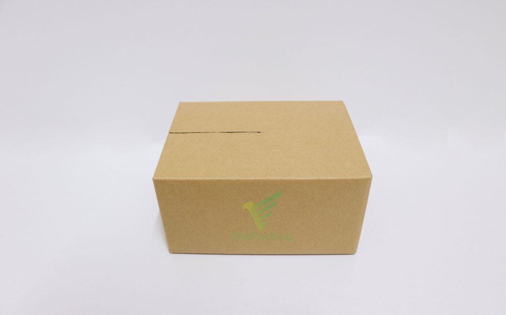 Hộp carton 20x15x10 kiểu dáng nắp đối khẩu tiện lợi