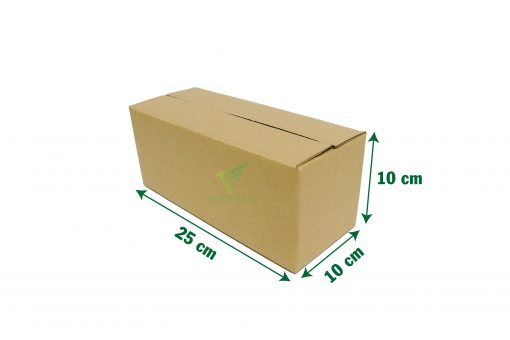 hop carton dong hang 25 10 10 04 scaled Hộp carton 25x10x10cm