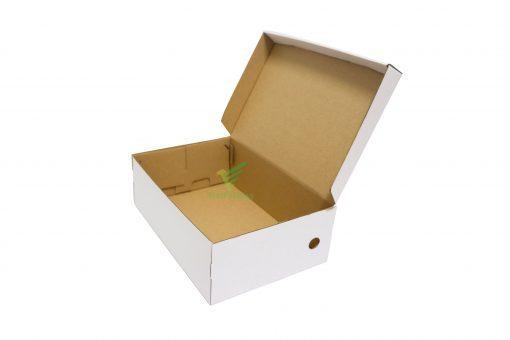 hop carton dung giay 30 20 10 04 scaled Hộp carton đựng giày 30x20x10cm