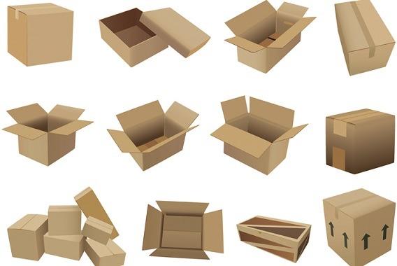 cac loai thung carton hop carton Quy trình sản xuất thùng, hộp carton giấy hiện nay
