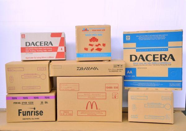 Tìm cơ sở sản xuất, in hộp carton giá rẻ tại TpHCM 1