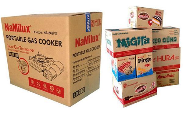Tìm cơ sở sản xuất, in hộp carton giá rẻ tại TpHCM 2