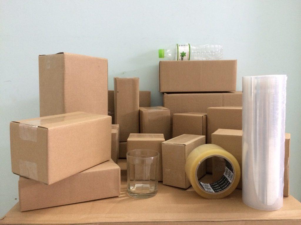 Địa chỉ sản xuất hộp carton đóng hàng giá rẻ, an toàn, tiện lợi 3