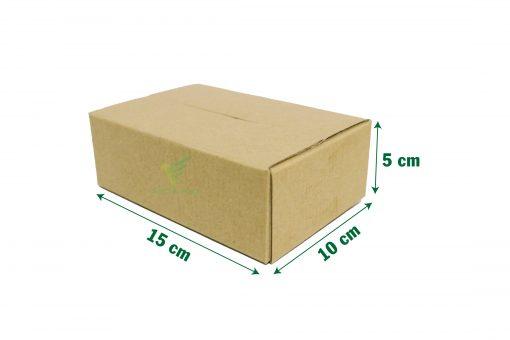 hop carton don hang 15 10 5 02 04 Hộp carton 15x10x5cm