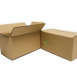 hop carton dong hang 20 10 10 02 Hộp carton 20x10x10cm
