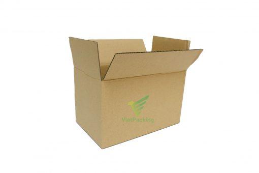 hop carton dong hang 25 15 15 03 Hộp carton 25x15x15cm