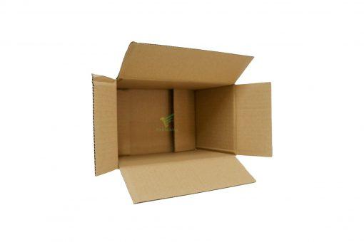hop carton dong hang 25 15 15 04 Hộp carton 25x15x15cm