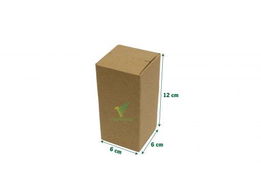hop carton dong hang 6 6 12 01 scaled Hộp carton 6x6x12cm