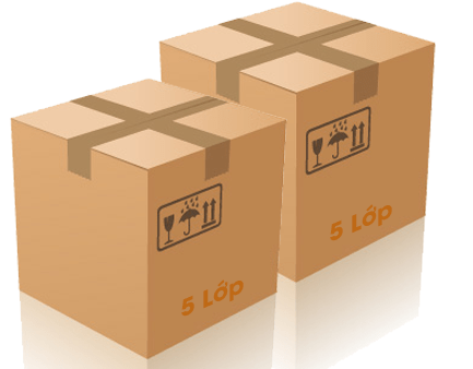 Công ty sản xuất thùng carton tại quận Thủ Đức, Gò Vấp 1