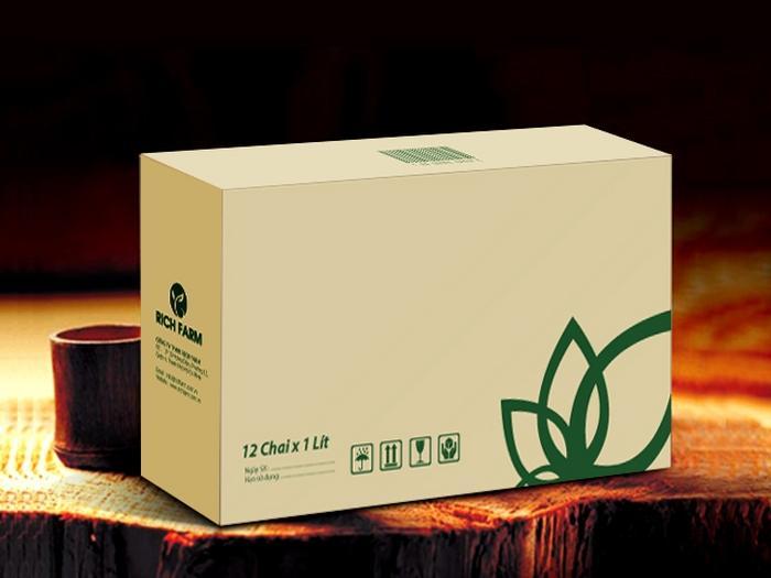 In thùng carton TpHCM giá rẻ, sản xuất thùng carton số lượng lớn 2