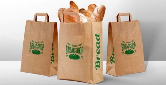 Địa chỉ sản xuất túi giấy kraft có quai - sản phẩm cho sự thân thiện 3