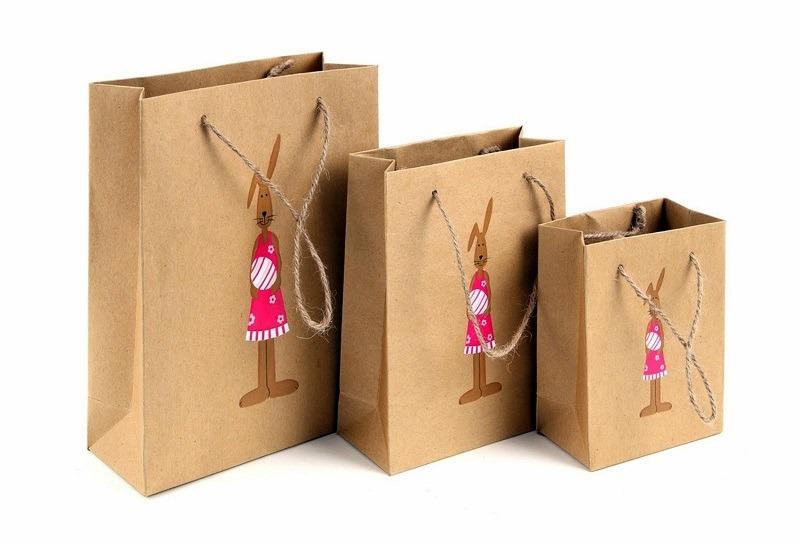 Địa chỉ sản xuất túi giấy kraft có quai - sản phẩm cho sự thân thiện 2