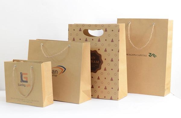 Nên mua túi giấy kraft giá rẻ ở đâu để có chất lượng tốt nhất? 1