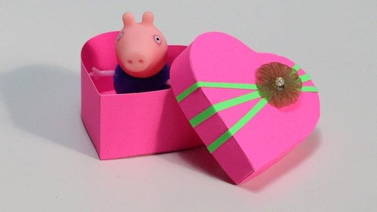 Mách bạn bí quyết làm hộp quà tặng đơn giản nhất 3