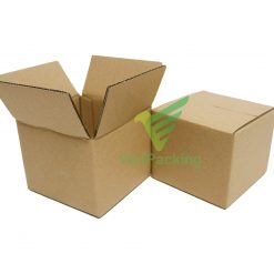hop carton dong hang 10 10 6 04 Hộp carton 10x10x6cm
