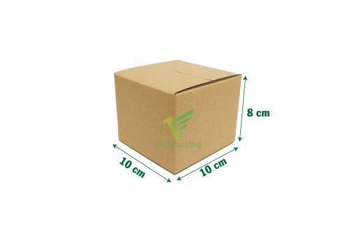 hop carton dong hang 10 10 8 02 Hộp carton 10x10x8cm
