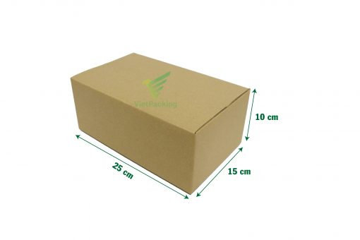 hop carton dong hang 25 15 10 04 04 scaled Hộp carton 25x15x10cm