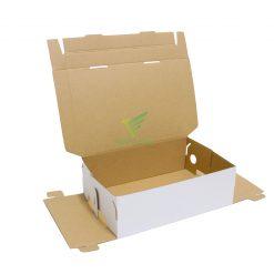 hop carton dung giay 30 20 10 01 Hộp carton đựng giày 30x20x10cm