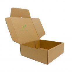 hop carton nap gai 20 20 7 3 Hộp carton nắp gài 20x20x7cm