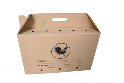 thung carton dung ga 3 copy scaled Thùng carton đựng gà 60x24x38cm