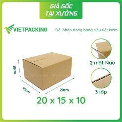 20x15x10 hop carton vietpacking