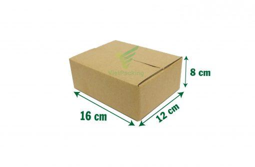 16x12x8.01 10 scaled Hộp carton 16x12x8cm