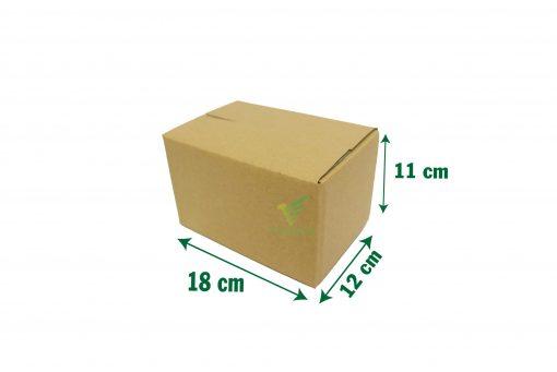 18x12x11 scaled Hộp carton 18x12x11cm