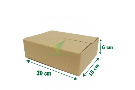 20x15x6 scaled Hộp carton 20x15x6cm