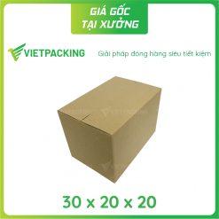 30x20x20 hop carton 2