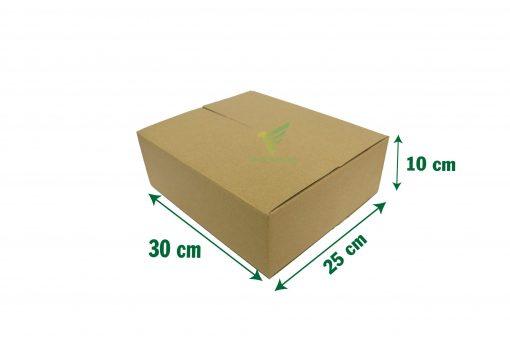 30x25x10 06 1 scaled Hộp carton 30x25x10cm