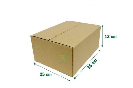 35x25x13 05 scaled Hộp carton 35x25x13cm
