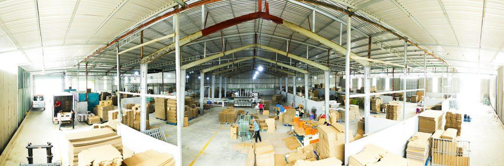 DJI 0545 2 Tìm hiểu về dây chuyền sản xuất thùng carton