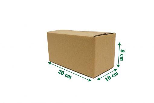 hop carton dong hang 20 10 8 09 Hộp carton 20x10x8cm