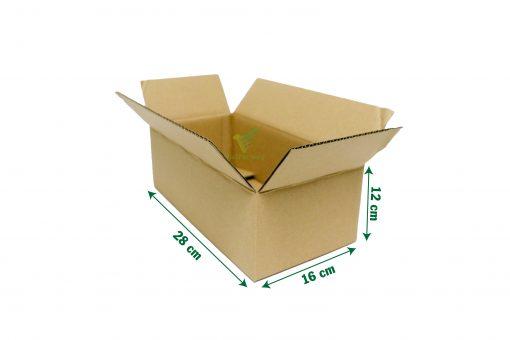 hop carton dong hang 28 16 12 05 scaled Hộp carton 28x16x12cm