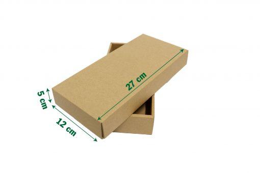 hop carton nap roi 27x12x5 06 Hộp carton 27x12x5cm