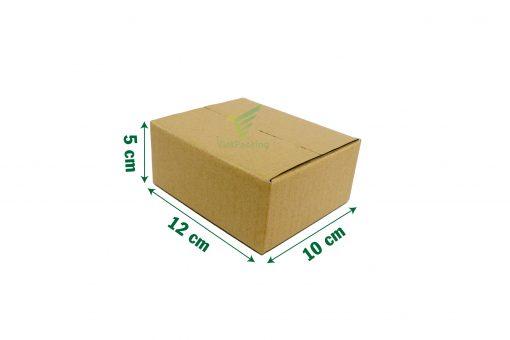 hop carton nho 12x10x5 06 Hộp carton 12x10x5cm