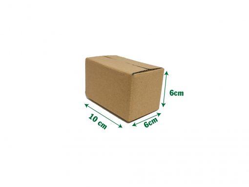 tk 6x6x6 07 Hộp carton 10x6x6cm