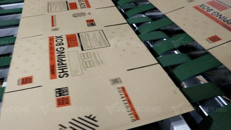 thùng carton in flexo 2 màu vietpacking