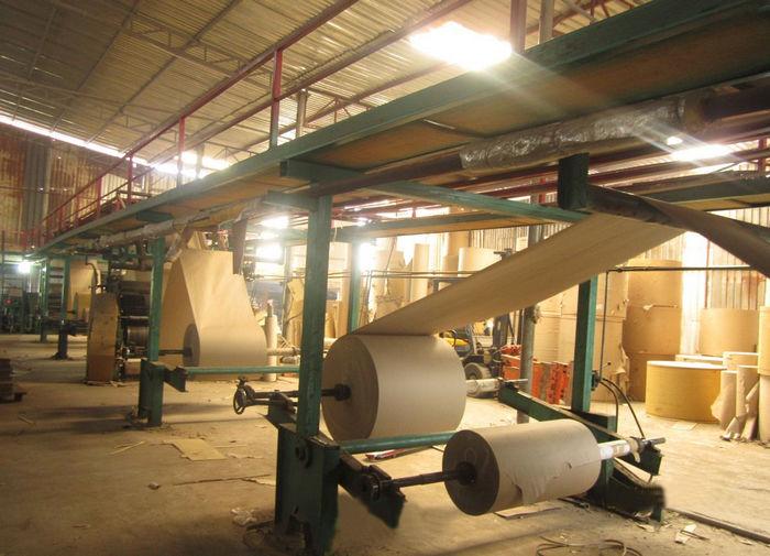 sản xuất bao bì giấy