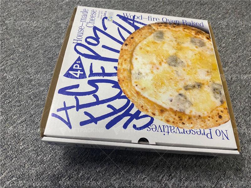 Hộp đựng pizza 4ps