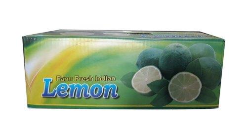 thùng carton đựng trái chanh