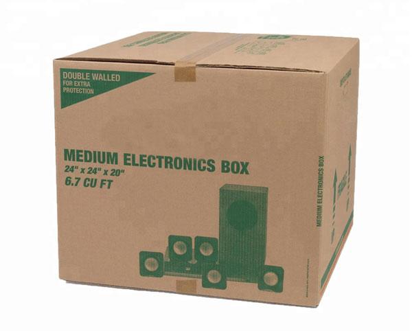 thùng carton đựng loa in flexo