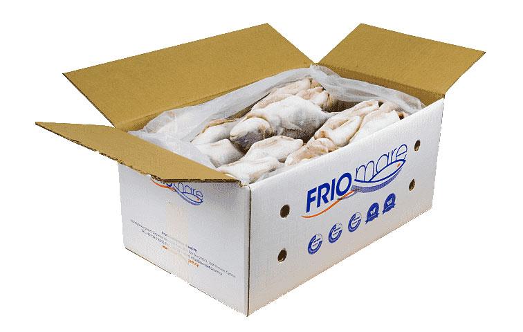 thùng carton đựng hàng đông lạnh thủy sản